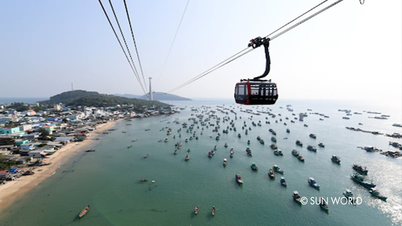 Summary of 10+ questions about Phu Quoc Hon Thom Cable Car