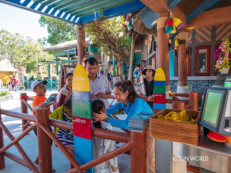 Update entrance ticket price for Aquatopia Water Park