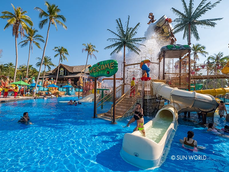 Top 9+ children's play areas in Phu Quoc not to be missed