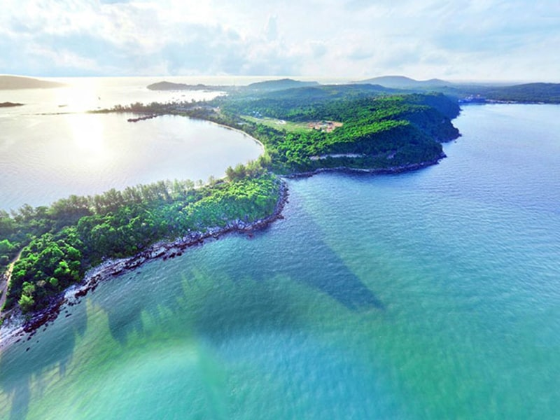 Ong Doi Cape – the wild beauty of Pearl Island