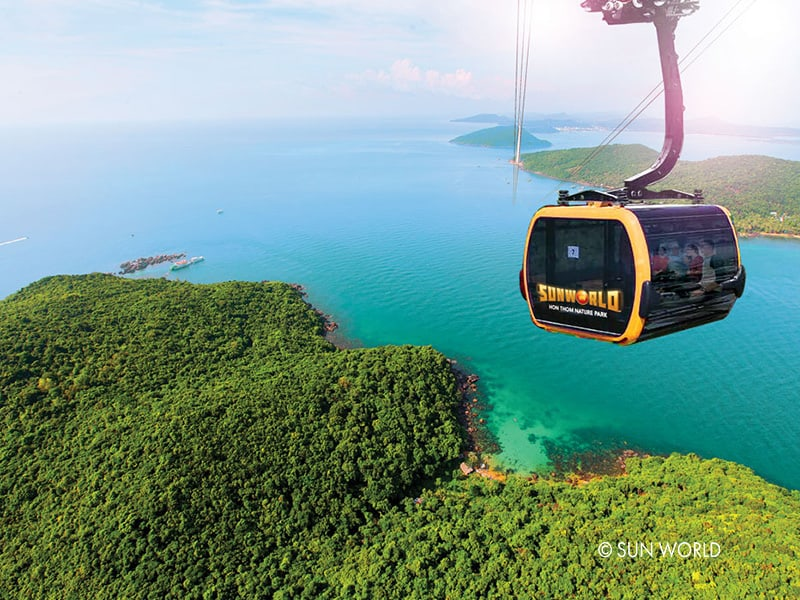 [UPDATED] The longest cable cars in Vietnam in 2020