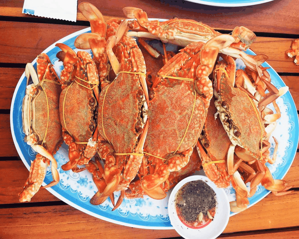 Ham Ninh crab - a specialty not to be missed when visiting Phu Quoc (collectibles)