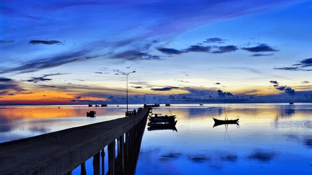 The charmed beauty of Ham Ninh fishing village - Phu Quoc